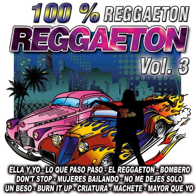 D.J.Latin Reggaeton