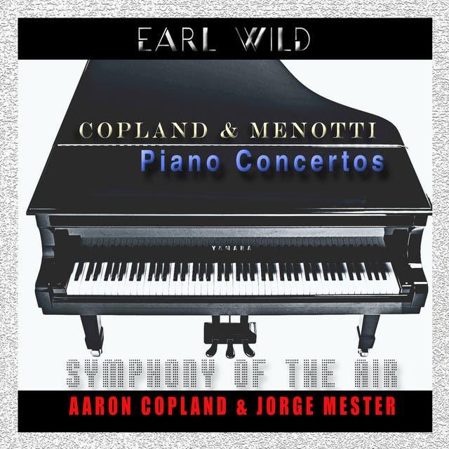 Copland & Menotti: Piano Concertos (Remastered)