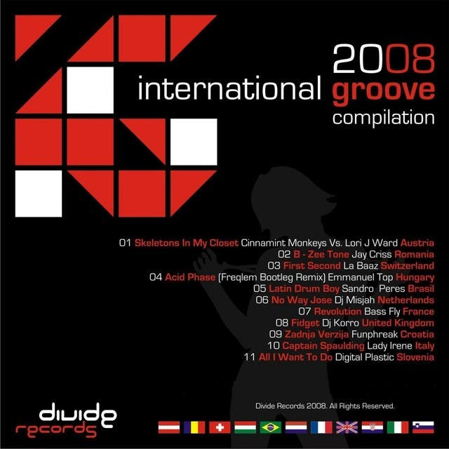 International Groove Compilation 2008
