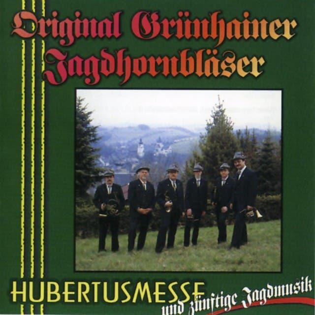 Original Grünhainer Jagdhornbläser