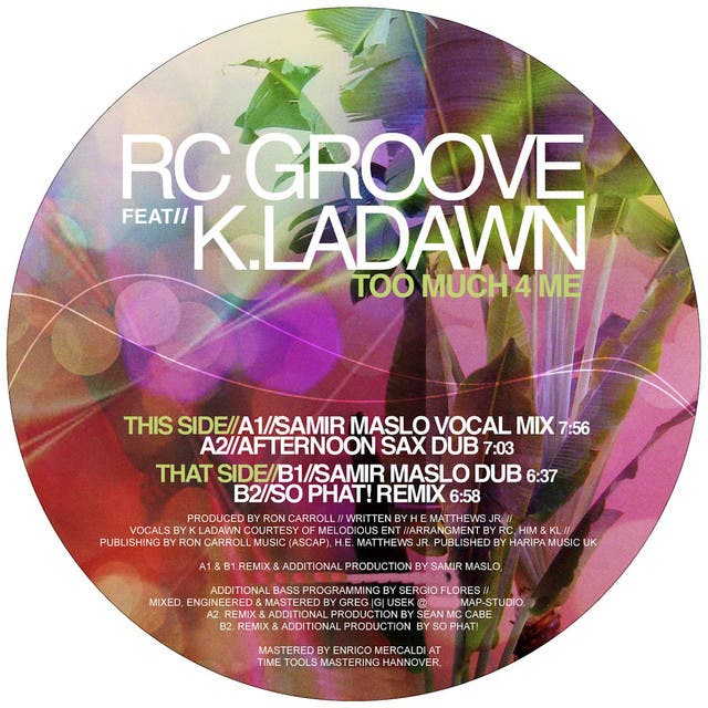 RC Groove Feat. K. Ladawn