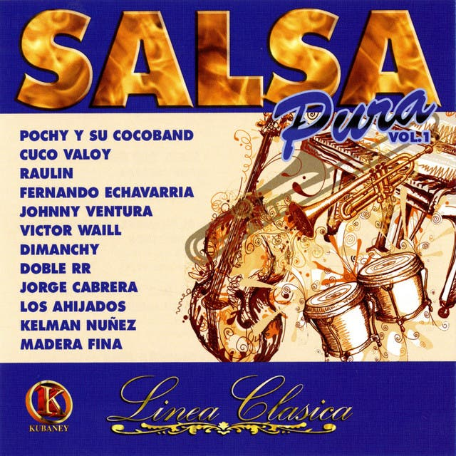 Linea Clasica Salsa Pura Vol. 1