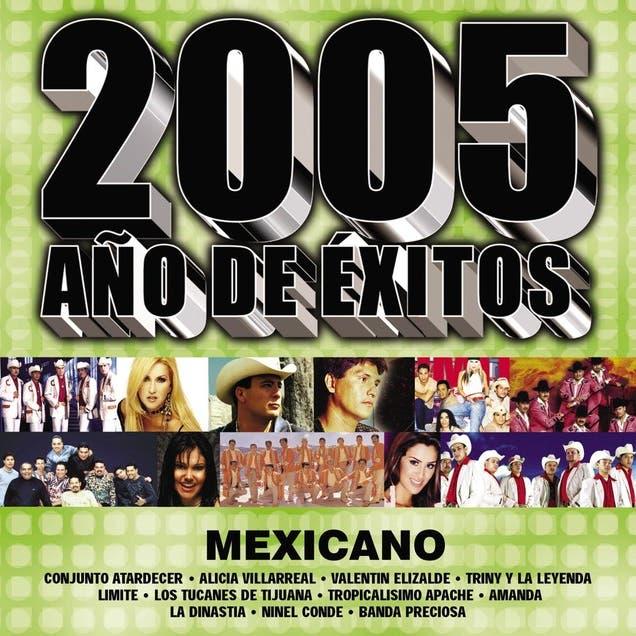 2005 Año De Exitos Mexicano
