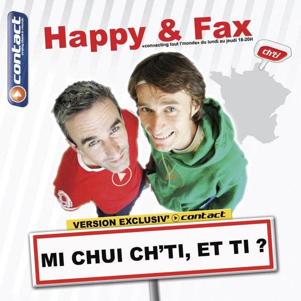 Happy & Fax image