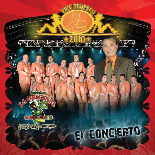 Vive Grupero El Concierto / Original Banda El Limón De Salvador Lizárraga