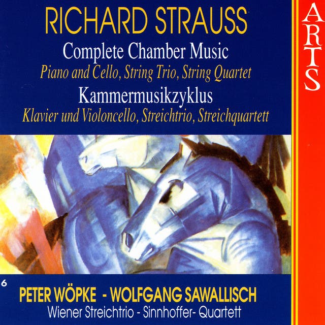Wiener Streichtrio, Sinnhoffer-Quartett, Wolfang Sawallisch & Peter Wöpke