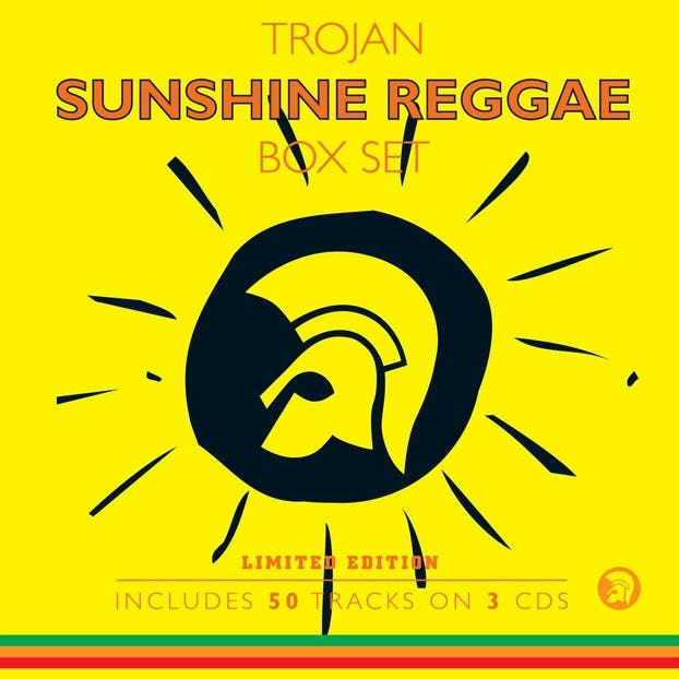 Trojan Sunshine Reggae Box Set