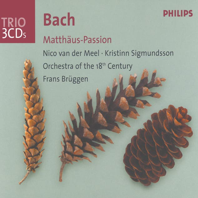Various Artists & Orchestra Of The 18th Century & Frans Brüggen