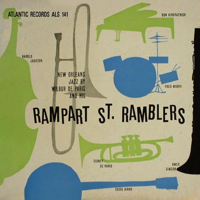 Wilbur De Paris & His Rampart St. Ramblers