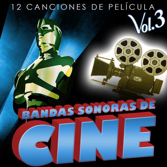 Bandas Sonoras De Cine Vol. 3. 12 Canciones De Película