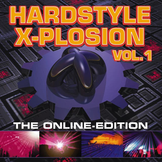 Hardstyle X-Plosion Volume One - The Online Edition