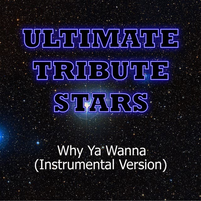 Jana Kramer - Why Ya Wanna (Instrumental Version)
