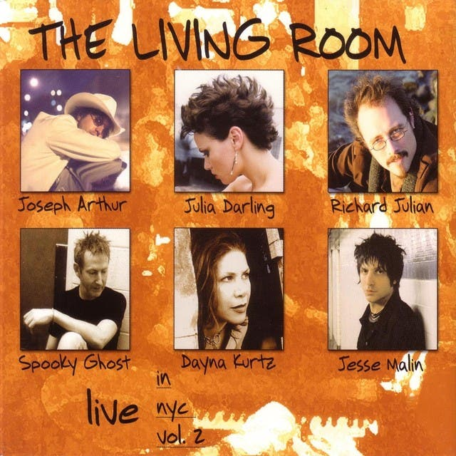 The Living Room - Live In NY Vol. 2