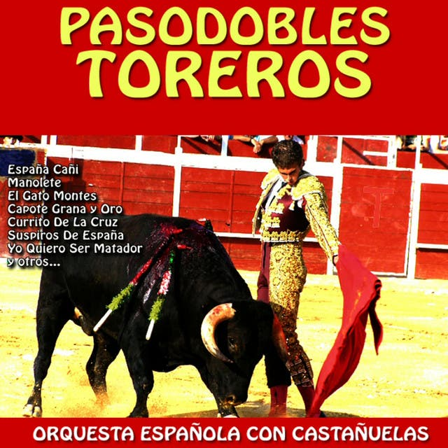 Orquesta Española Con Castañuelas
