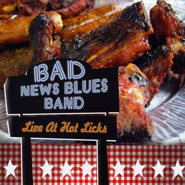 Bad News Blues Band image