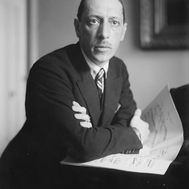 Igor Stavinsky