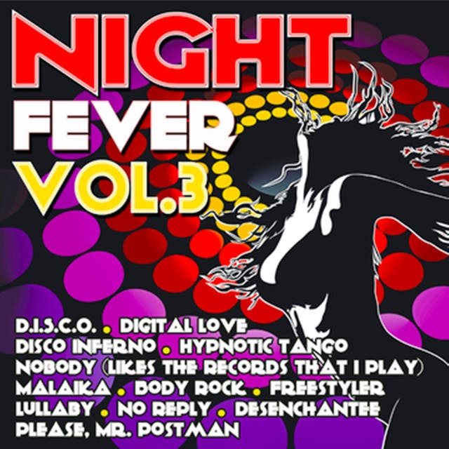 Night Fever Vol. 3