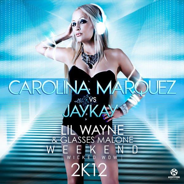 Carolina Marquez, JayKay, Lil Wayne & Glasses Malone