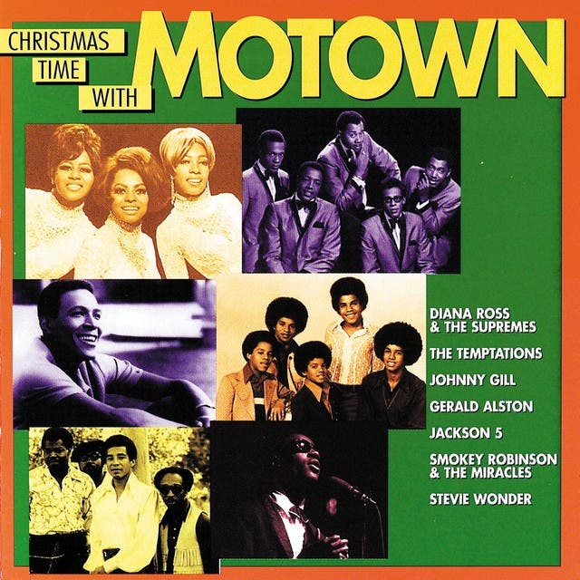 Christmas Time With Motown