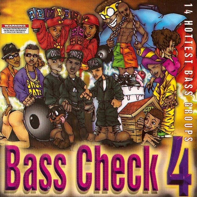 Bass Check 4, Hottest Bass Groups