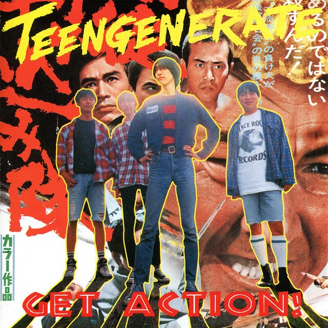 Teengenerate