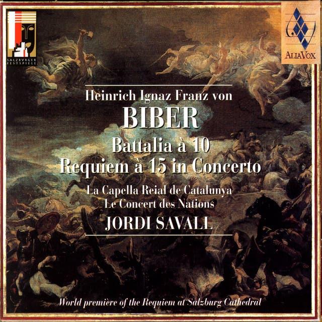 La Capella Reial De Catalunya, Le Concert De Nations, Jordi Savall