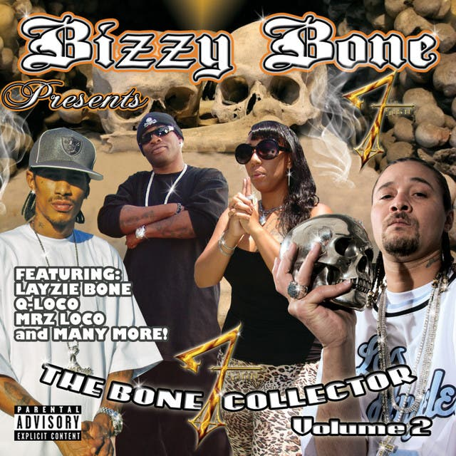 Bizzy Bone Presents The Bone Collector
