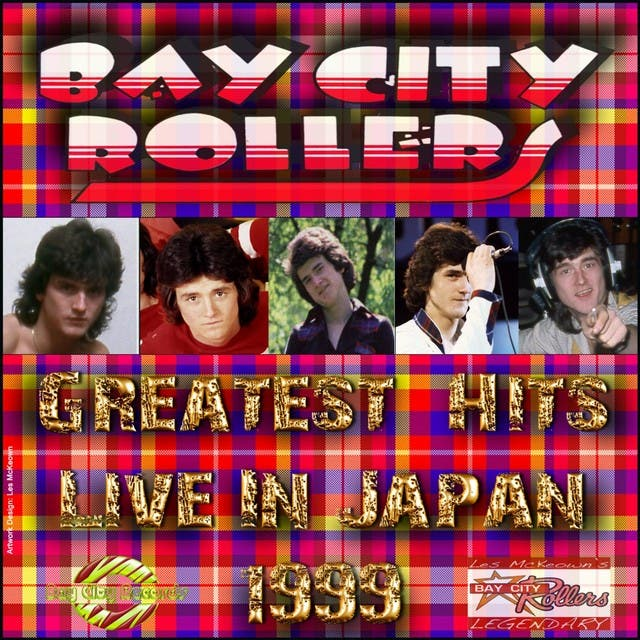 Bay City Rollers Les McKeown