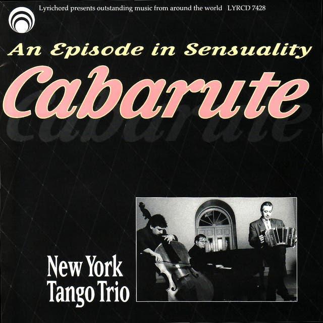 New York Tango Trio: Jaurena, Aslan, Iverson