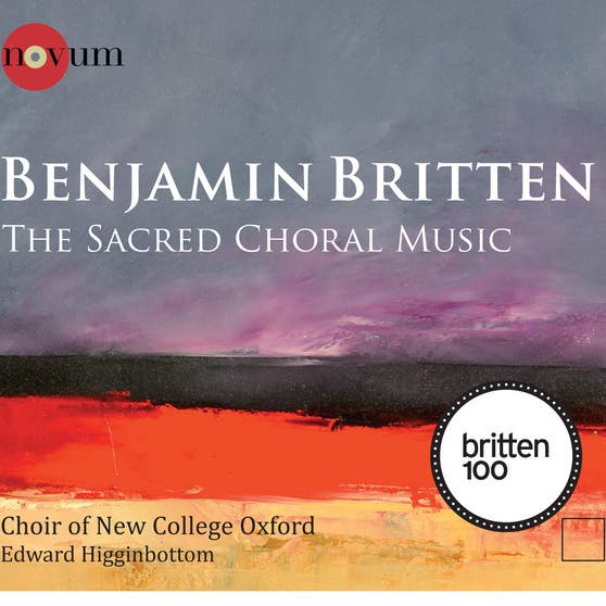 Britten: The Sacred Choral Music