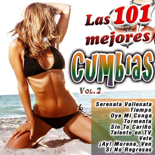 Las 101 Mejores Cumbias Vol. 2