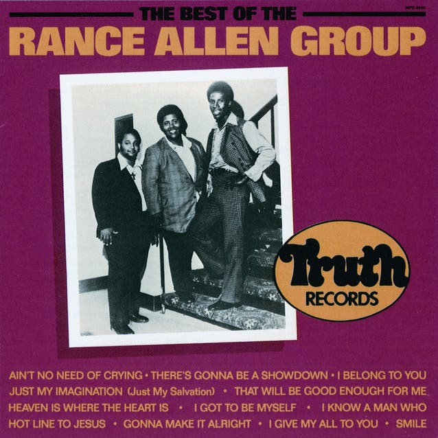 Rance Allen Group image