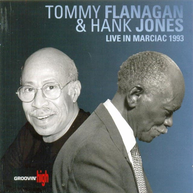 Tommy Flanagan & Hank Jones - Live In Marciac 1993