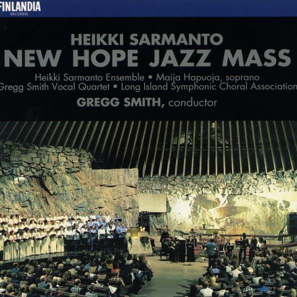 Heikki Sarmanto Ensemble And Gregg Smith Vocal Quartet