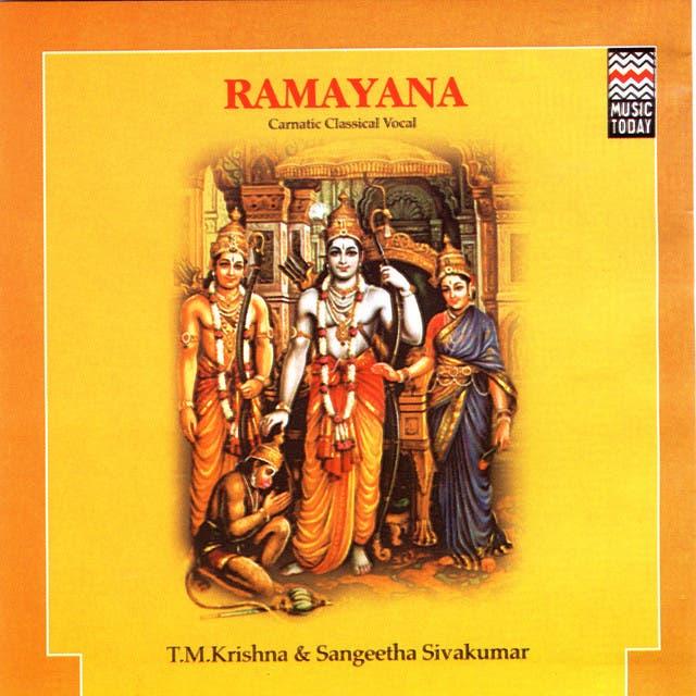 T.M. Krishna & Sangeetha Sivakumar image