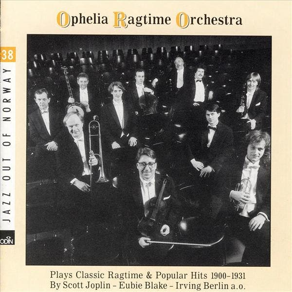 Ophelia Ragtime Orchestra