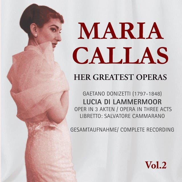 Maria Callas, Vol. 2 (1953)