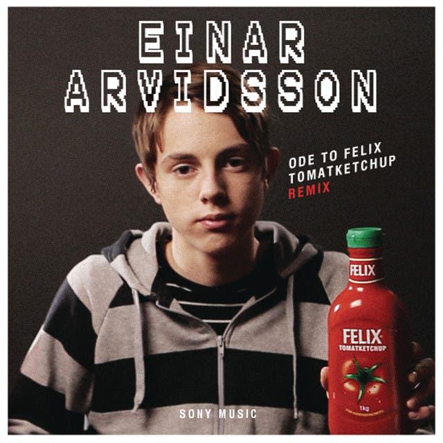 Einar Arvidsson