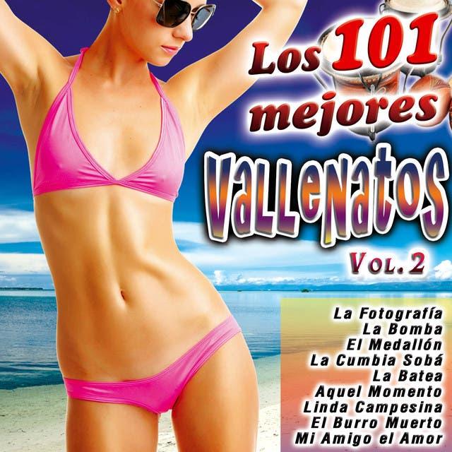 Los 101 Mejores Vallenatos Vol. 2