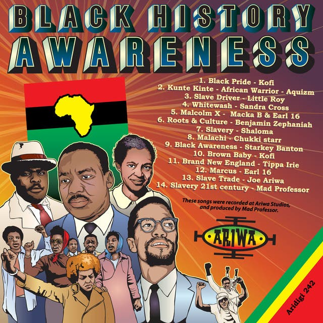 Black History Awareness