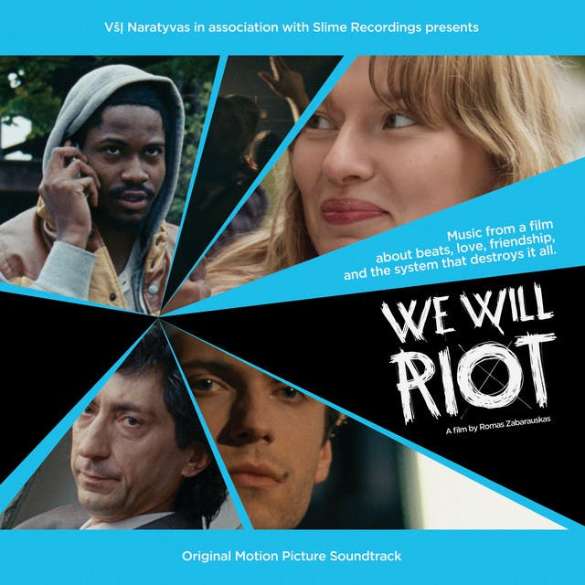 We Will Riot OST