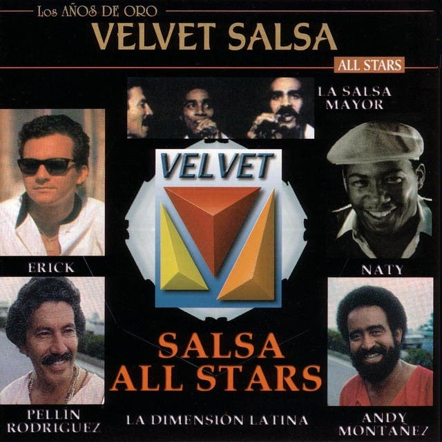 Velvet Salsa All Stars image