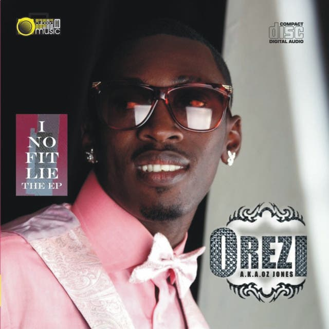 Orezi A.K.A. Oz Jones