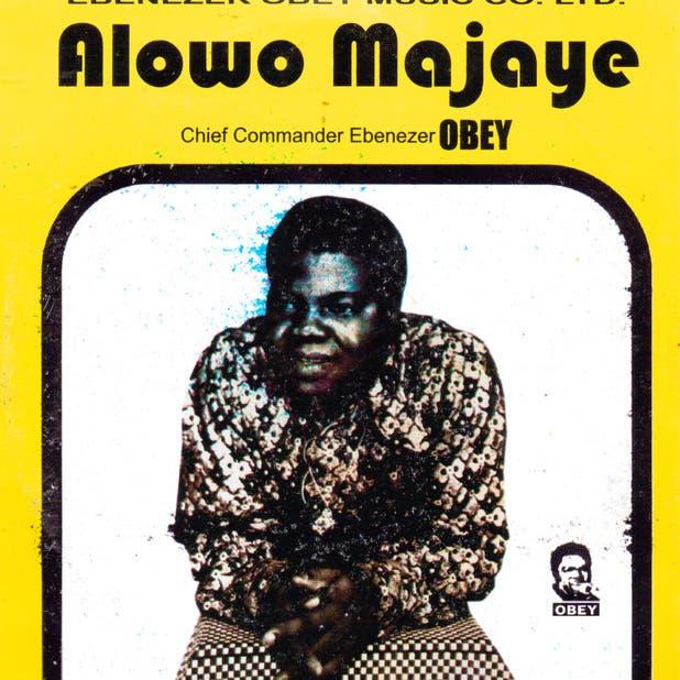 Alowo Majaye