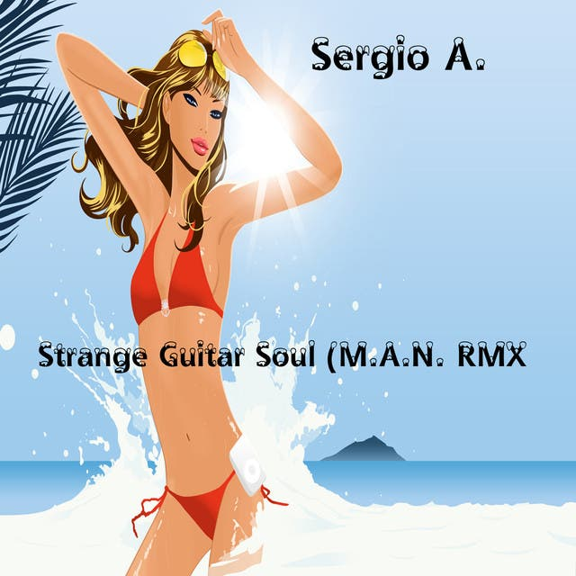 Strange Guitar Soul