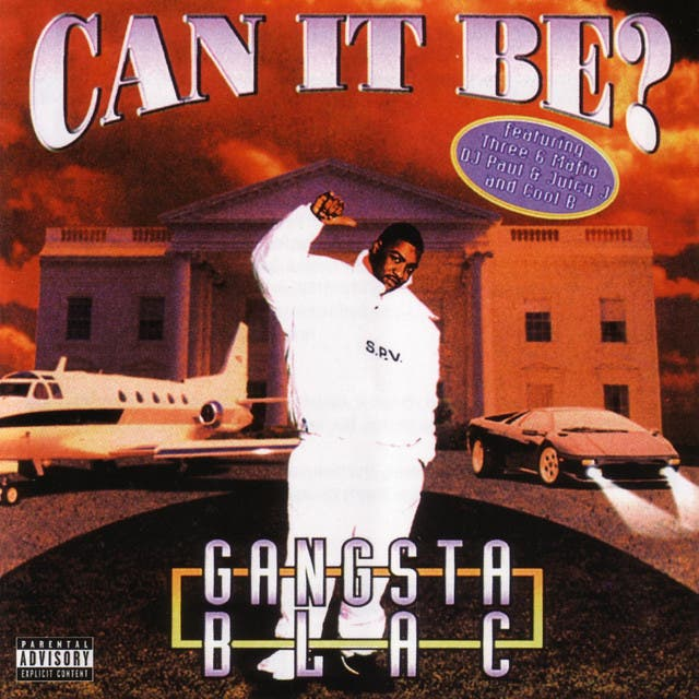Gangsta Blac image