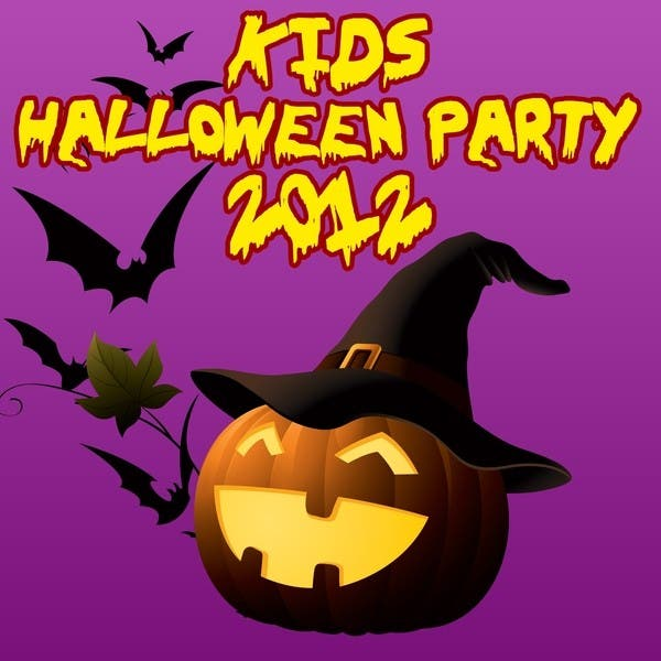 Kids Halloween Party 2012