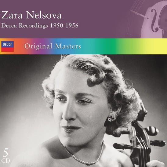 Zara Nelsova