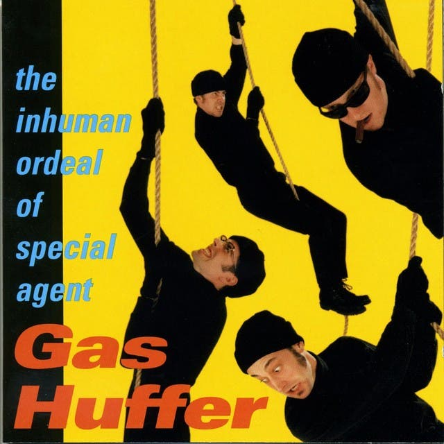 The Inhuman Ordeal Of Agent Gas Huffer