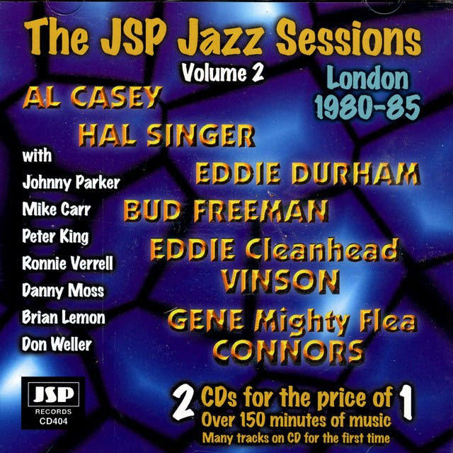The JSP Jazz Sessions Vol. 2 - London 1980-85